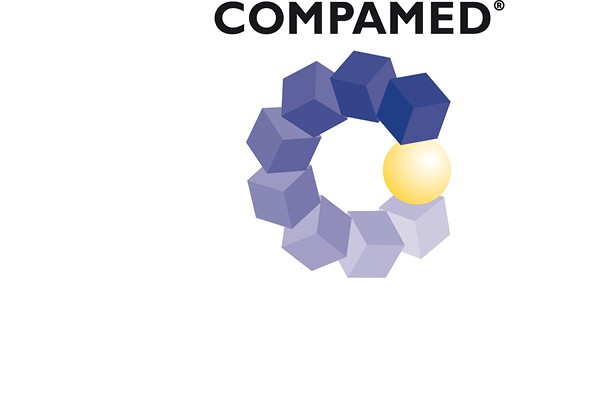 COMPAMED November 2015: Wir stellen aus!